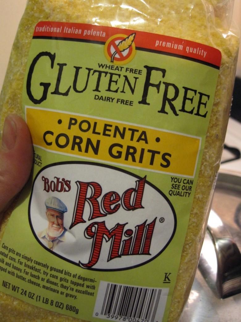 polents grits