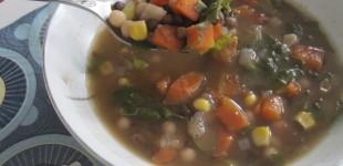 kitchen rescue: sick day soup